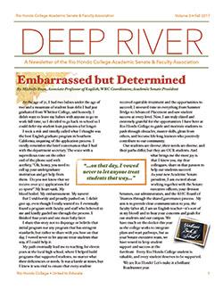 Deep River - Fall 2017