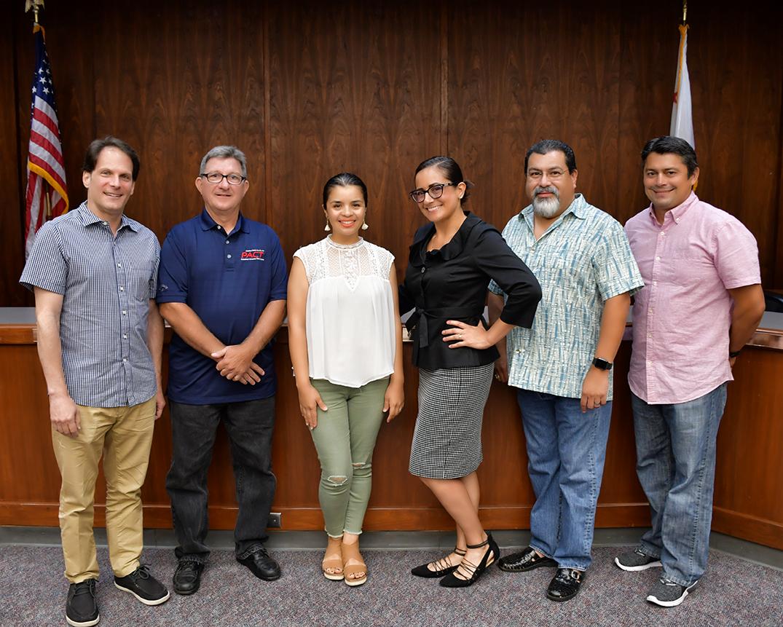 Senate Executive Council 2018