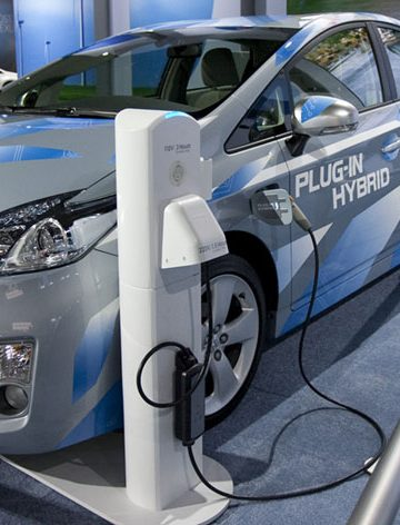 Electric Vehicle and Fuel Cell Technology Tech