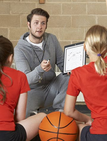 COA in Coaching of Sports