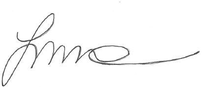 Laura Ramirez Signature