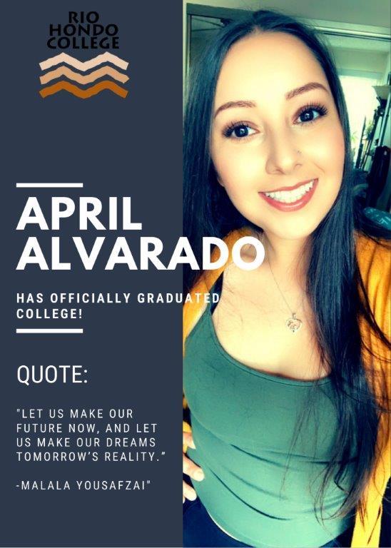 April Alvarado