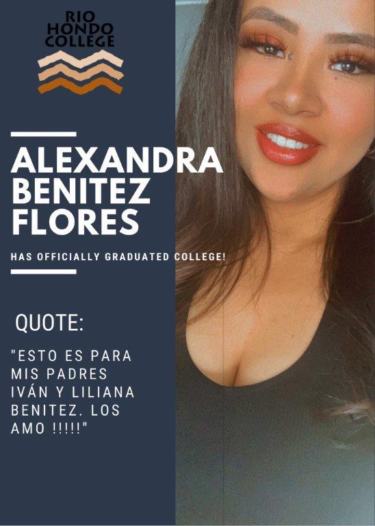alexandra benitez flores