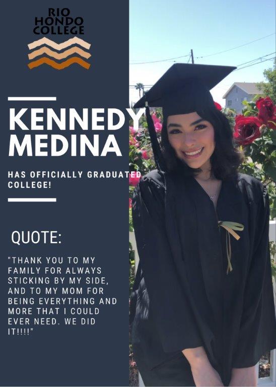 kennedy medina