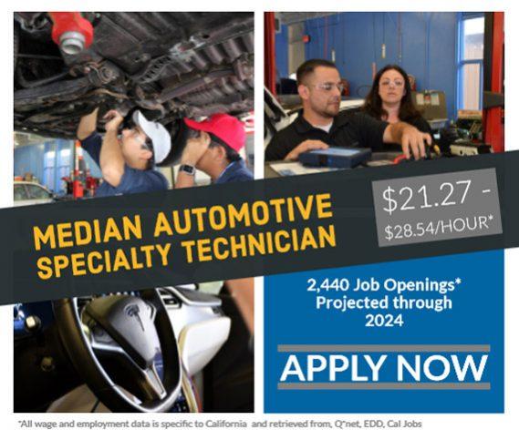 Automotive Specialty Technician