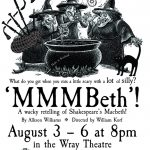 MMMBeth Play Flyer