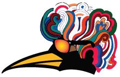 Rio Hondo Graphic Design Program Roadrunner logo