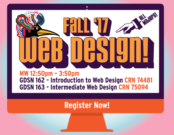 Rio Hondo College Web Design Classes Fall 2017