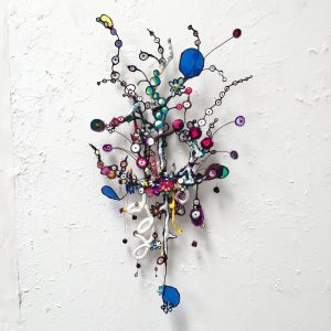 Maura Bendett: Seedpods, Martians, and Flowers, a survey @ Rio Hondo Art Gallery