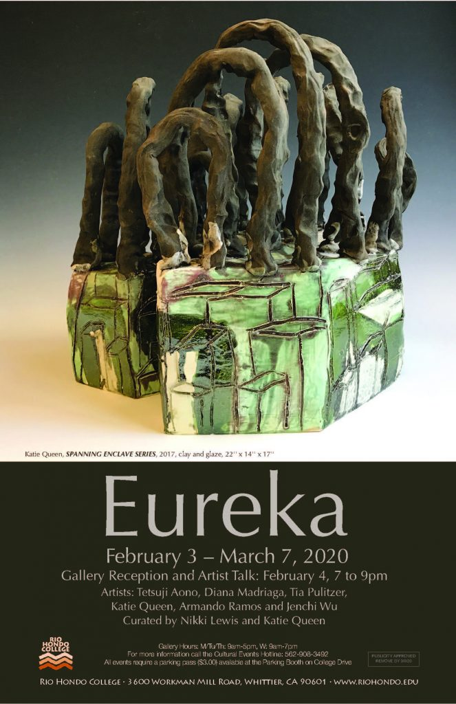 Eureka Gallery Exhibit @ Rio Hondo Gallery