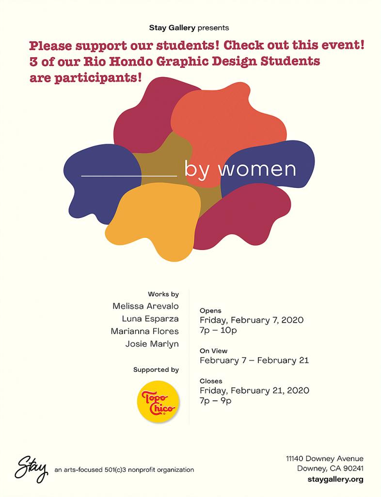 GDSN SP20 Women's Gallery Show
