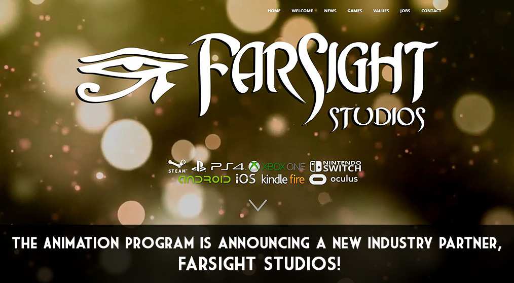 Link to Farsight Studio's homepage