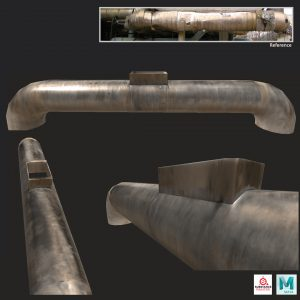 3D Art by John Sanabria
