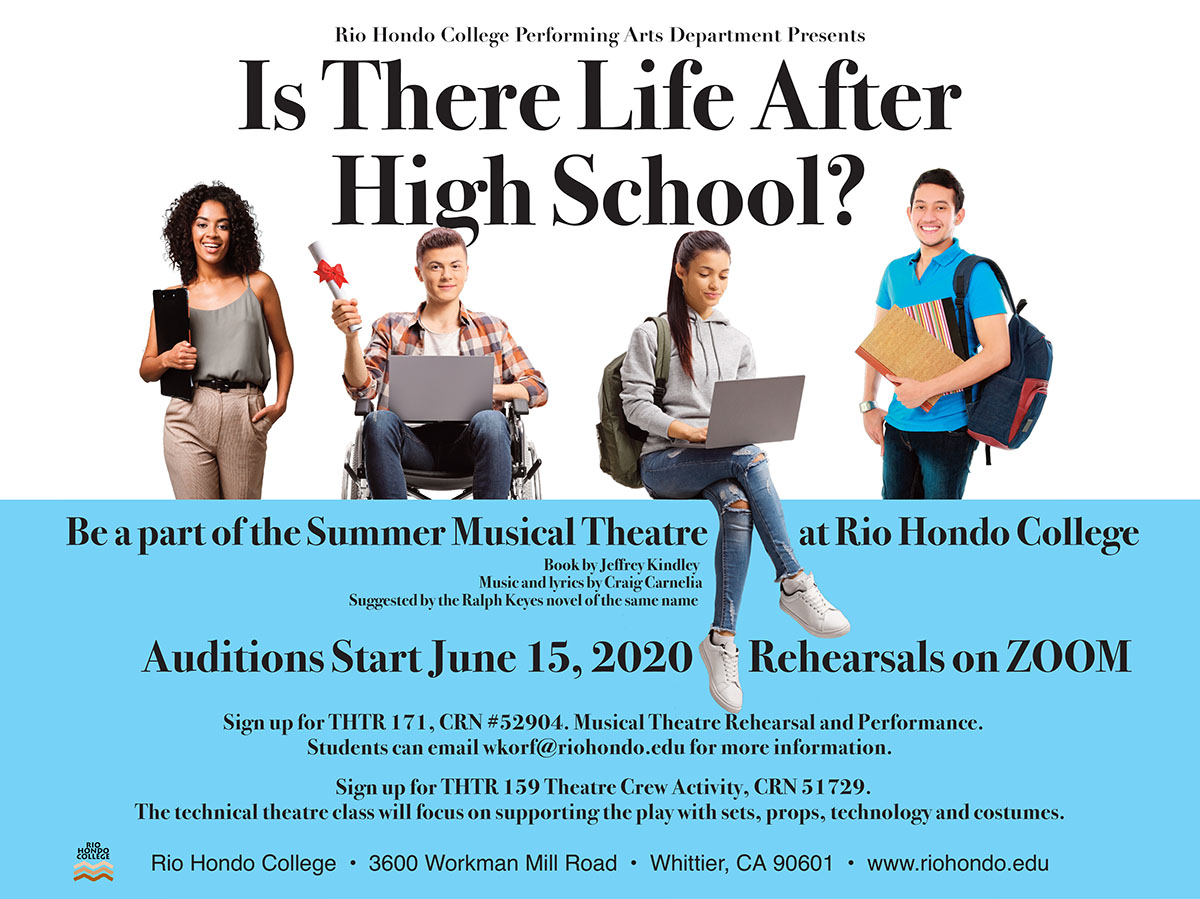 Is there life after high school?