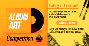 885FM Album Art Contest