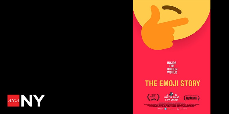 the emoji story poster