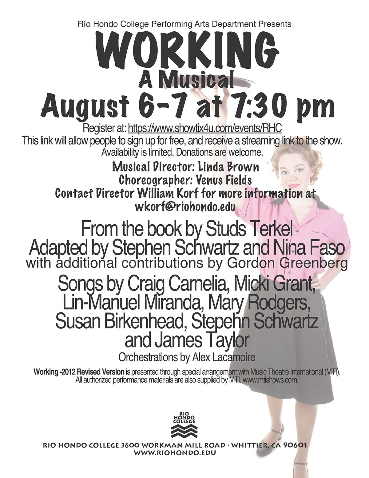 Working - A musical