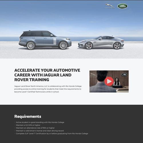 Jaguar Land Rover Training thumbnail