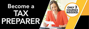 Become a tax preparer