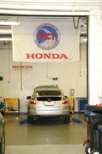 Honda PACT Program