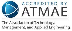 ATMAE Accreditation logo