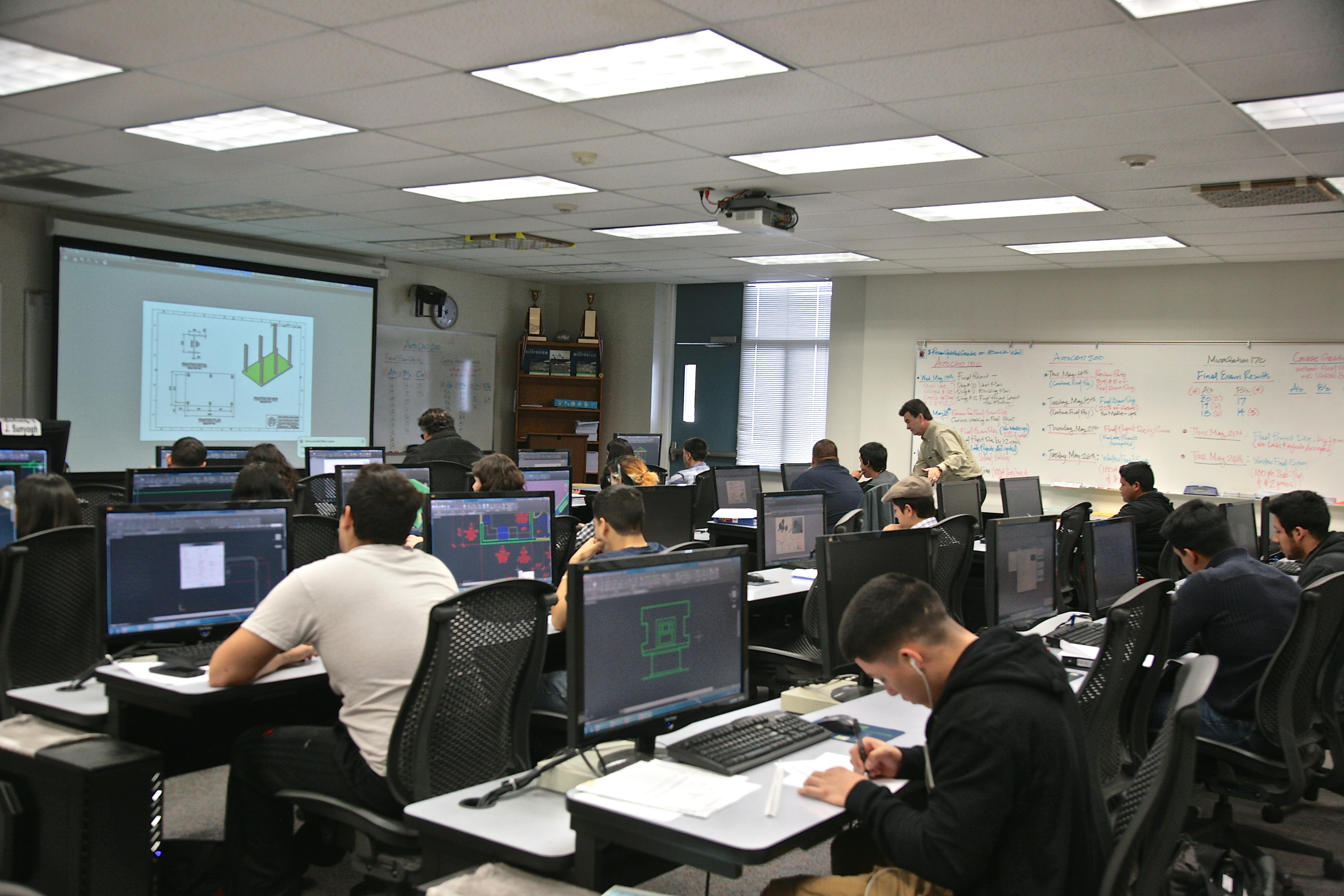 Architecture, Civil, Engineering Design Drafting, CAD and
