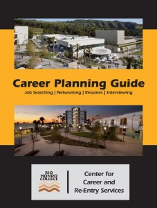 Career Planning Guide front page