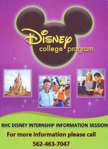 Webpage Disney