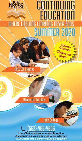 Summer 2020 Catalog
