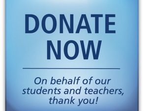 Donate now - thank you