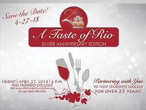A Taste of Rio - Silver Anniversary Edition