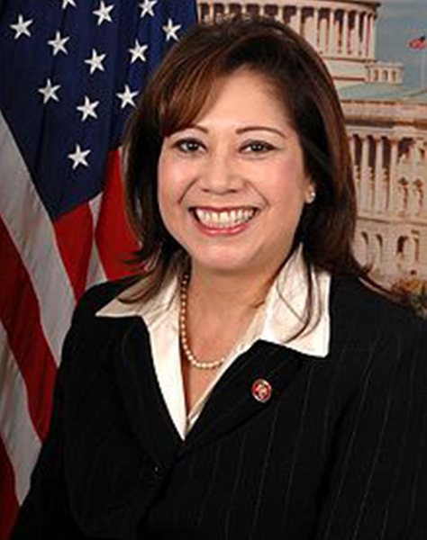 1st District Supervisor Hilda Solis