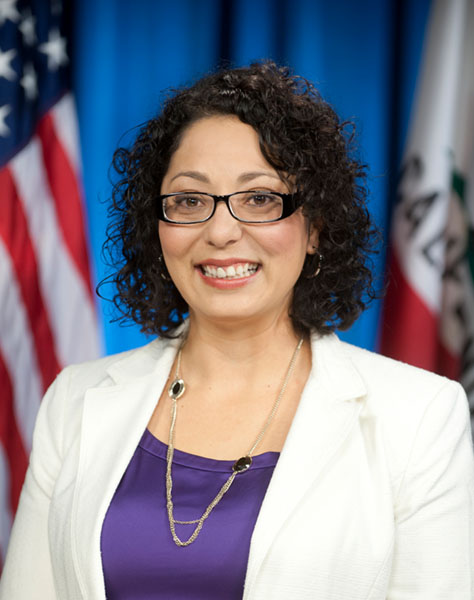 58th District Assemblymember Cristina Garcia