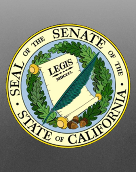California Senate Seal