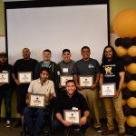 Mentors: Angel Aguilar Garcia & Oscar Duran with transferring mentees.