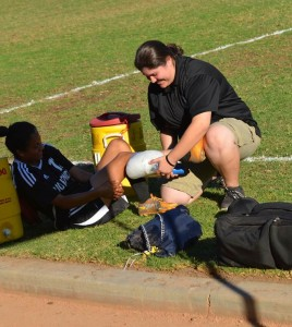 Athletic Training action