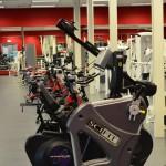 fitness center B