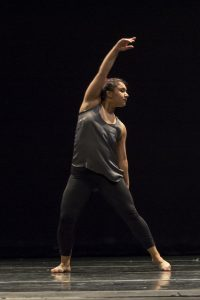 Modern dance at Rio Hondo
