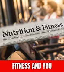 fitness and you banner