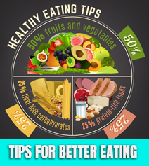 Tips for better eating