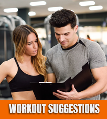 Workout Suggestions