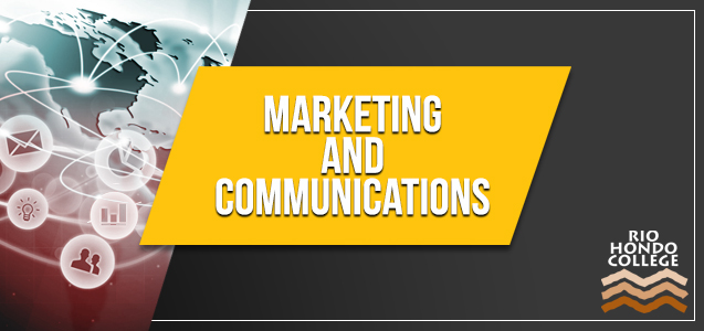 Marketing Communications Banner