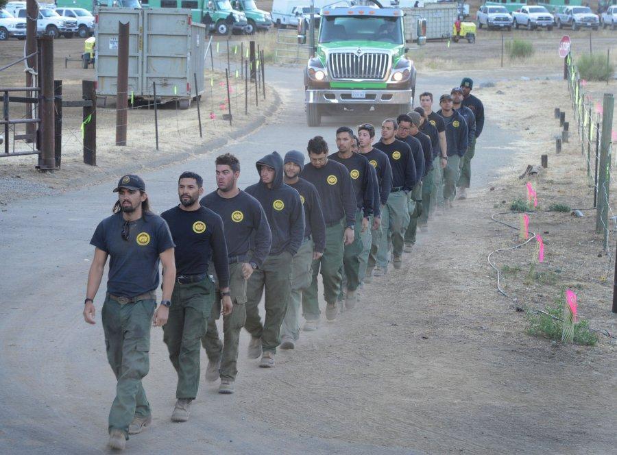 Rio Hondo Roadrunners Fire Crew