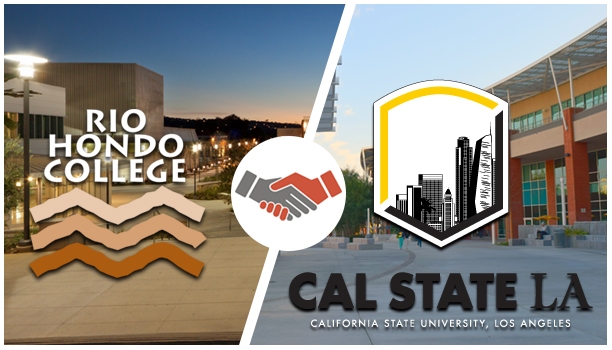 Rio Hondo College in parnership with California State University Los Angeles
