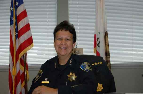 San Pablo Police Chief Lisa G. Rosales will take over as Glendora Police Chief on Feb. 6.