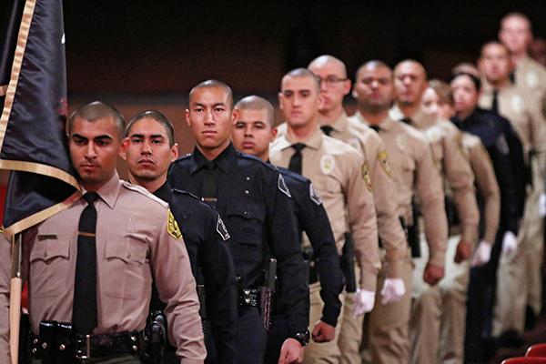 Cadets Graduating