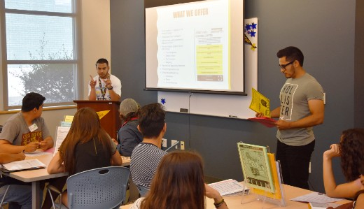 Summer Bridge Program Workshops