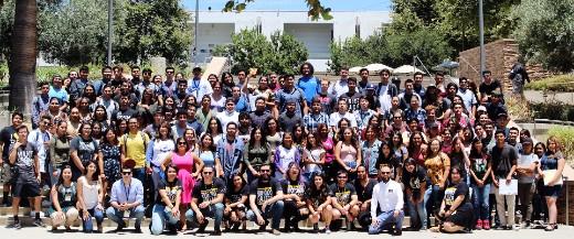 Summer Bridge Program Group Shot