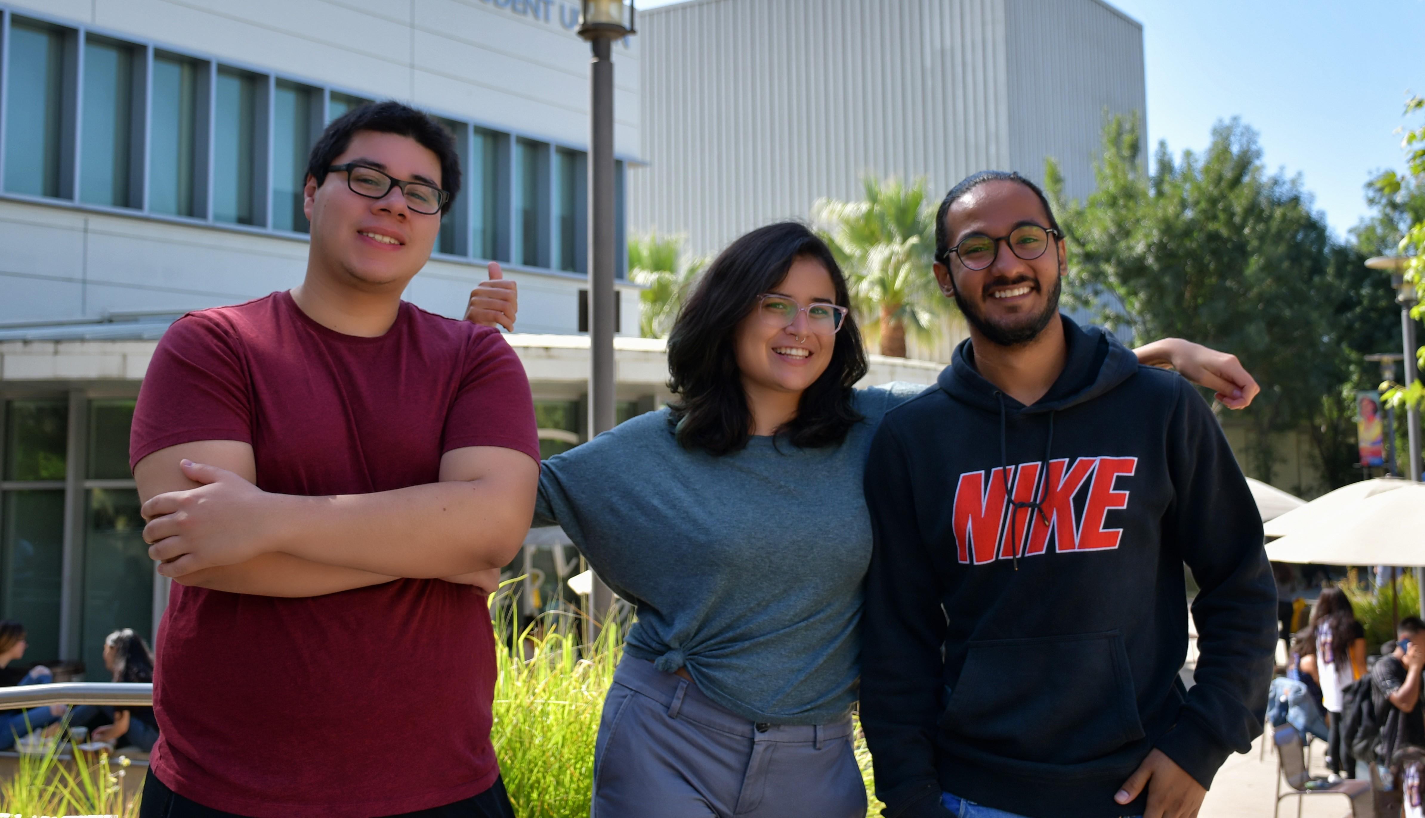 NASA students