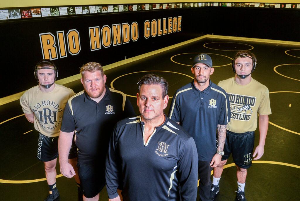 rio hondo college wrestling